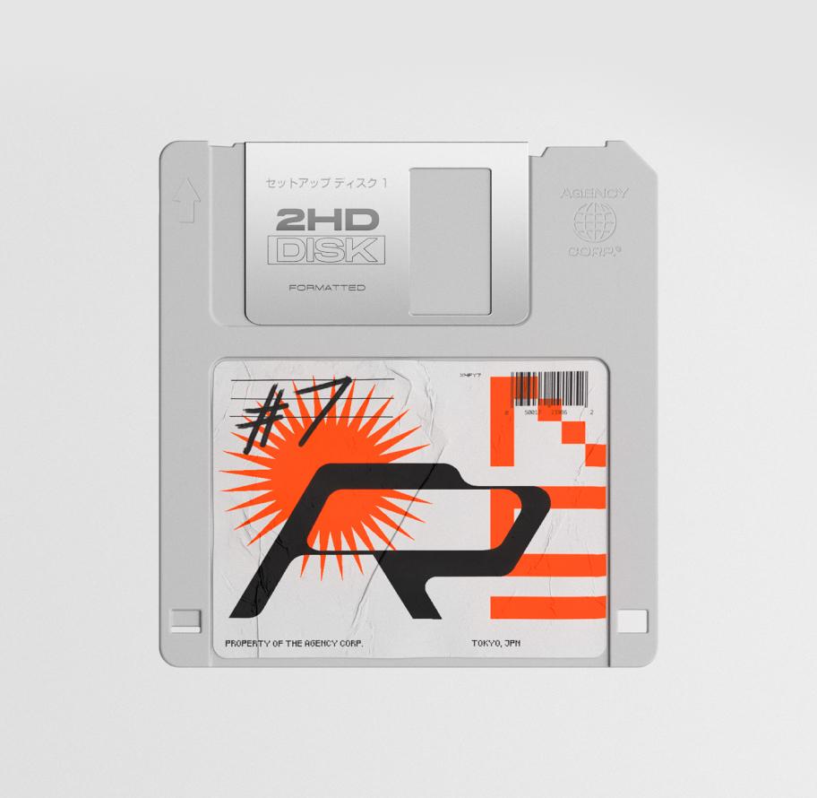 Disk Display